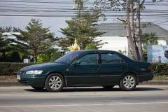 Privé auto Toyota Camry Stock Foto's