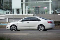 Privé auto Toyota Camry Stock Fotografie