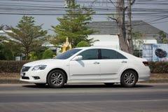 Privé auto Toyota Camry Royalty-vrije Stock Afbeeldingen