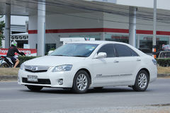 Privé auto, Toyota Camry Stock Foto