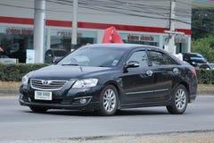 Privé auto, Toyota Camry Royalty-vrije Stock Afbeelding