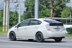 Privé auto, Toyota Prius Royalty-vrije Stock Afbeeldingen