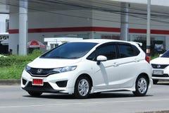 Privé Honda Jazz Car Stock Afbeelding