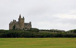 Privé Kasteel in de provincie van Sligo, Ierland Stock Foto's