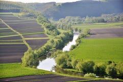 Privé land voor agricultural_3 Royalty-vrije Stock Fotografie