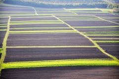 Privé land voor agricultural_7 Stock Fotografie