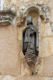 Privé middeleeuws huis - Châteaudun - Frankrijk Stock Foto