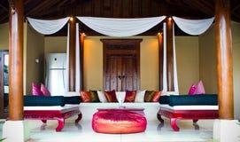 Privé Villa Royalty-vrije Stock Afbeelding