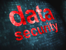 Privacy concept: Data Security on digital Stock Photography