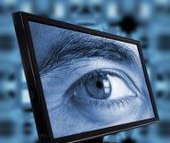 Privacy danger Stock Photos