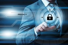 Privacy Policy Data Protection Safety Cyber Security Business Internet Technology Concept Stock Photos