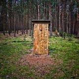 Privado de madera Imagen de archivo