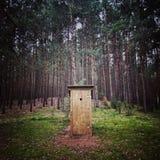 Privado de madera Imagen de archivo libre de regalías