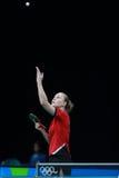 PRIVALOVA Alexandra at the Olympic Games in Rio 2016. Stock Photos