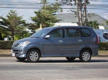 Privat-Auto Toyotas Avanza Stockfotos