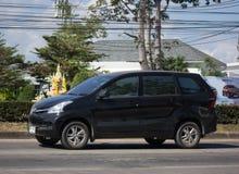 Privat-Auto Toyotas Avanza Stockbilder