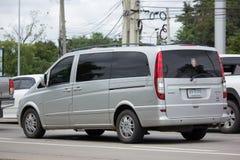 Privat Benz Vito 115 CDI-skåpbil Royaltyfri Bild