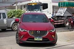Privat-Eco-Auto Mazda 2 Stockbilder