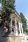 Privat gammal villa i gulangyuön royaltyfri bild