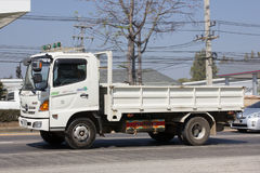 Privat Hino 500 FC9J lastlastbil Royaltyfri Bild