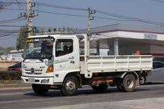 Privat Hino 500 FC9J lastlastbil Royaltyfri Foto