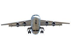 Privat jet plane Royalty Free Stock Photo