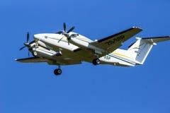 privat landningnivå arkivfoton