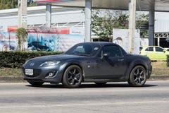 Privat sportig bil, Mazda MX5 Royaltyfri Foto