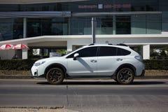 Privat Suv bil, Subaru Crosstrek Royaltyfria Foton
