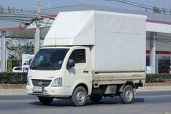 Privat Tata City Giant Mini lastbil Royaltyfria Bilder