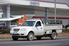 Privat Tata Xenon Pickup lastbil Arkivbilder