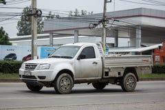 Privat Tata Xenon Pickup lastbil Fotografering för Bildbyråer