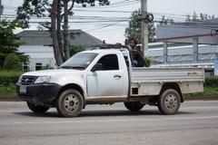Privat Tata Xenon Pickup lastbil Royaltyfria Bilder
