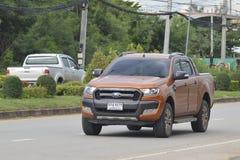 Privat uppsamlingsbil, Ford Ranger fotografering för bildbyråer