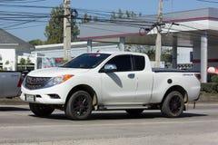 Privat uppsamlingsbil, pro-Mazda BT-50 Arkivbilder