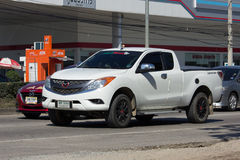 Privat uppsamlingsbil, pro-Mazda BT-50 Arkivfoto