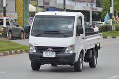 Privat uppsamlingsbil Tata Xenon Royaltyfria Foton