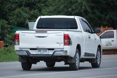 Privat uppsamlingsbil, Toyota Hilux Revo Royaltyfria Bilder