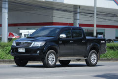Privat välj upp bilen, Toyota Hilux Vigo Royaltyfri Fotografi