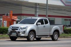 Privata Isuzu Dmax Pickup Truck Arkivfoto