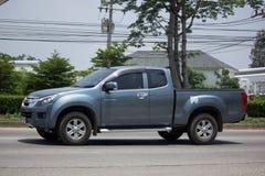 Privata Isuzu Dmax Pickup Truck Arkivbild