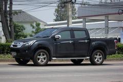 Privata Isuzu Dmax Pickup Truck Royaltyfria Foton