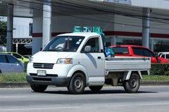 Privata Suzuki Carry Pick upp bilen Royaltyfri Fotografi