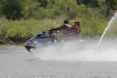 Private Bootfahrt herein in der Nassau-Bucht und im Kemah Texas stockbilder