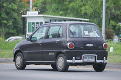 Private car, Daihatsu Mira. Stock Images