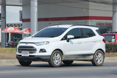 Private car, Ford Ecosport Stock Photography