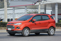 Private car, Ford Ecosport Stock Images