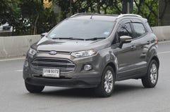 Private car, Ford Ecosport Stock Photos