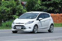 Private car, Ford Fiesta. Stock Photos