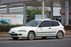 Private car, Honda Civic. Stock Photography